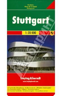 Stuttgart 1:20 000