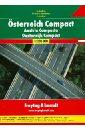 Osterreich Compact Autoatlas 1:200 000