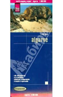 Algarve 1:100 000
