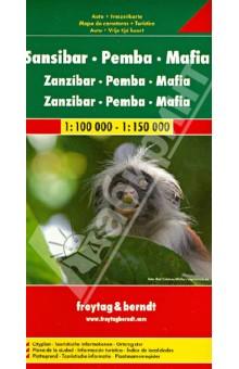 Sansibar - Pemba - Mafia. 1:100 000 - 1:150 000 katzung usmle road map pharmacology