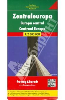 Zentraleuropa. 1:2 000 000