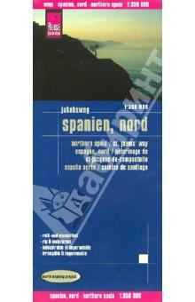 Spanien, Nord. 1: 350 000 spanien portugal 1 700 000