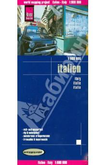 Italy. 1:900.000
