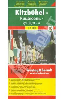 Kitzbuhel. 1:8 000-1:15 000.