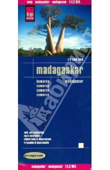 Madagaskar 1:1 200 000