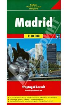 Madrid 1:10 000 madrid 1 10 000
