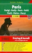 Paris. City pocket + The Big Five