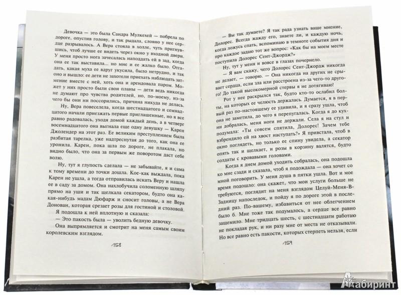 Иллюстрация 1 из 7 для Долорес Клейборн - Стивен Кинг | Лабиринт - книги. Источник: Лабиринт