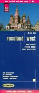 Russia, West 1:2 000 000