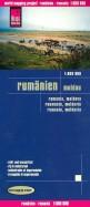 Rumanien. Moldau. 1: 600 000