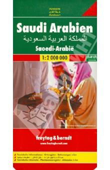 Saudi Arabien. 1:2 000 000 унитаз чаша laufen pro напольный 8 2595 2 000 000 1