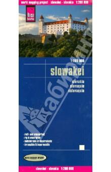 Slovakia 1:280 000 slovakia 1 280 000