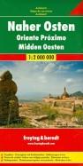 Naher Osten. 1:2 000 000