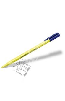 Маркер-текстовыделитель Triplus, желтый, флуоресцентный (362-102)