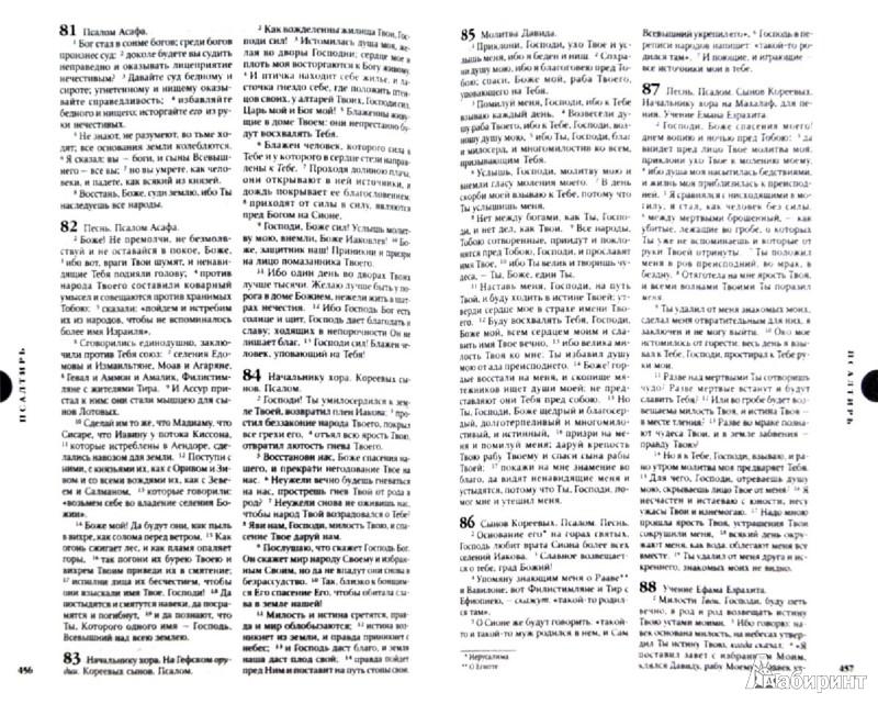 Иллюстрация 1 из 5 для Библия   Лабиринт - книги. Источник: Лабиринт
