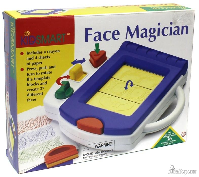 """Иллюстрация 1 из 2 для Игрушка """"Магическое лицо"""". Face Magican (21070)   Лабиринт - игрушки. Источник: Лабиринт"""