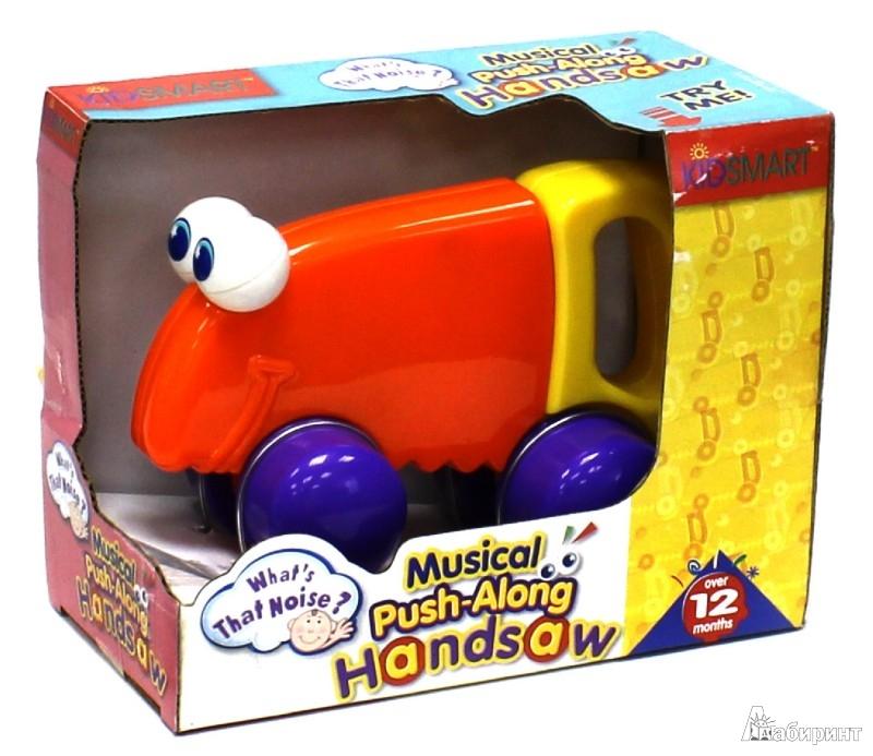 """Иллюстрация 1 из 2 для Музыкальная игрушка """"Пила"""" (26032)   Лабиринт - игрушки. Источник: Лабиринт"""