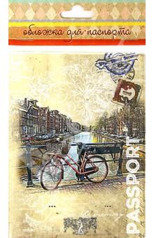Обложка для паспорта (32401)