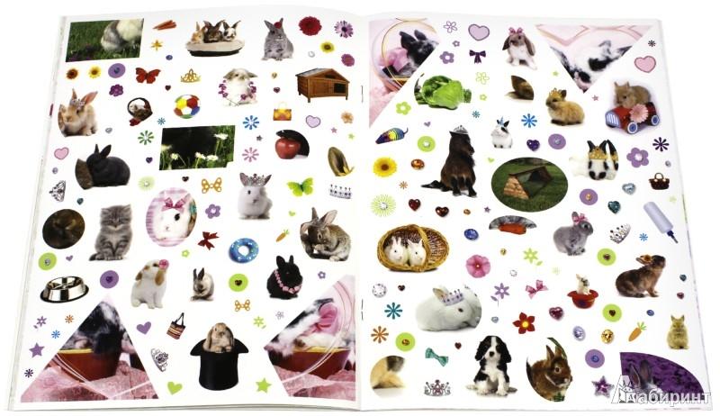 Иллюстрация 5 из 21 для Почеши за ушком! Кролики: такие милые... | Лабиринт - книги. Источник: Лабиринт