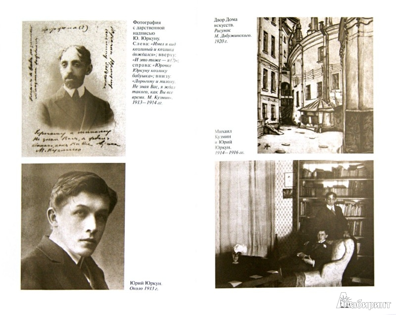 Иллюстрация 1 из 9 для Михаил Кузмин - Богомолов, Малмстад | Лабиринт - книги. Источник: Лабиринт