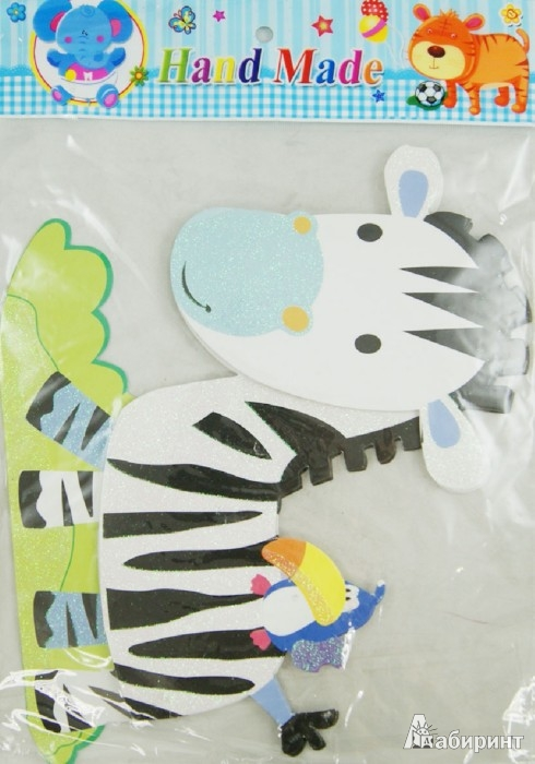 Иллюстрация 1 из 2 для Наклейки декоративные самоклеящиеся (31813) | Лабиринт - игрушки. Источник: Лабиринт
