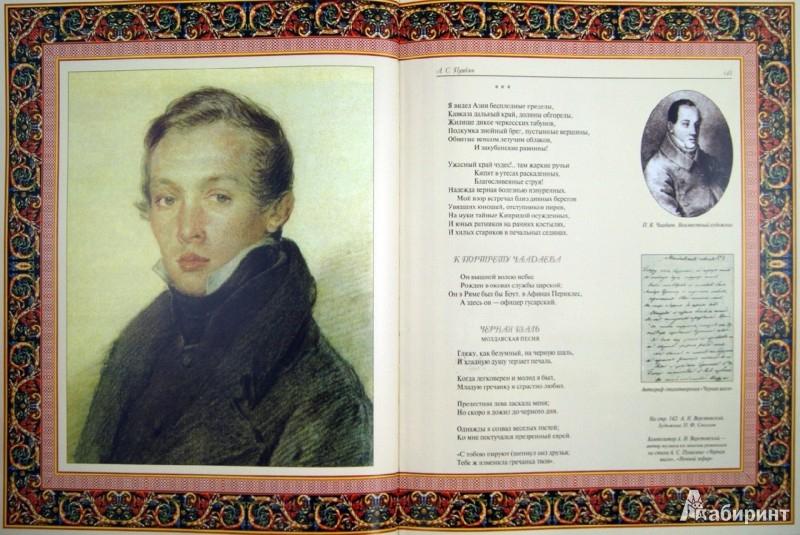 Иллюстрация 1 из 7 для Избранное (кожа) - Александр Пушкин | Лабиринт - книги. Источник: Лабиринт
