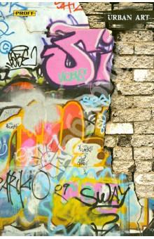 """Тетрадь офисная A5, 80 листов в клетку """"Graffiti"""" (TGR13-NI580) Proff"""