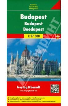 Будапешт. Карта