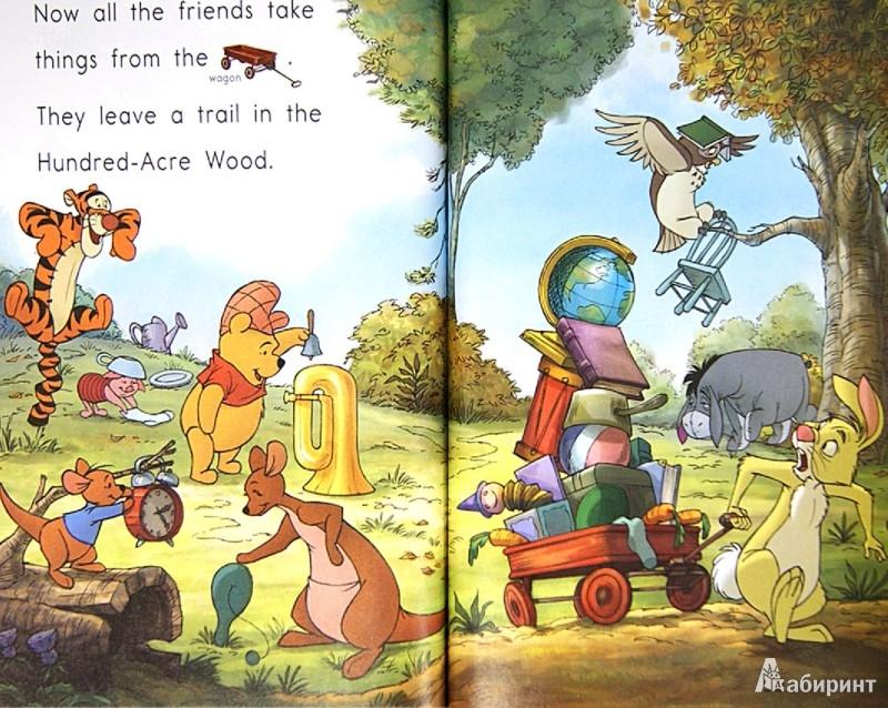 Иллюстрация 1 из 2 для Winnie the Pooh: Forever Friends - Lisa Marsoli | Лабиринт - книги. Источник: Лабиринт