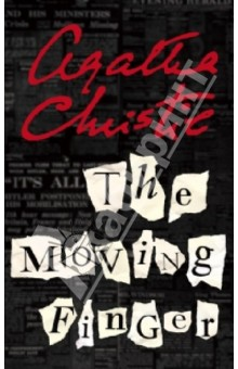 The Moving Finger john escott agatha christie woman of mystery stage 2
