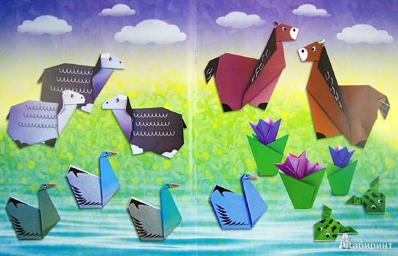 Иллюстрация 1 из 29 для Бумажные игрушки. Оригами для малышей. Для детей от 6 лет и старше - Светлана Соколова   Лабиринт - книги. Источник: Лабиринт