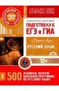 Подготовка к ЕГЭ и ГИА по Русскому языку (CDpc),