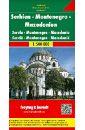 Фото - Serbia - Montenegro - Macedonia 1:500 000 bojan bilic serbia s unfinished revolution