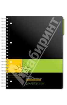 """Бизнес-тетрадь """"Smartbook"""" (120 листов, линейка, А5) (83321)"""