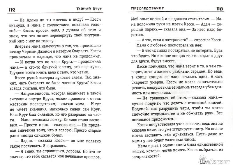 Иллюстрация 1 из 10 для Тайный круг. Преследование - Обри Кларк | Лабиринт - книги. Источник: Лабиринт