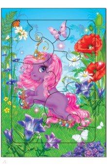 Развивающие рамки. Лошадка-Принцесса (2465)