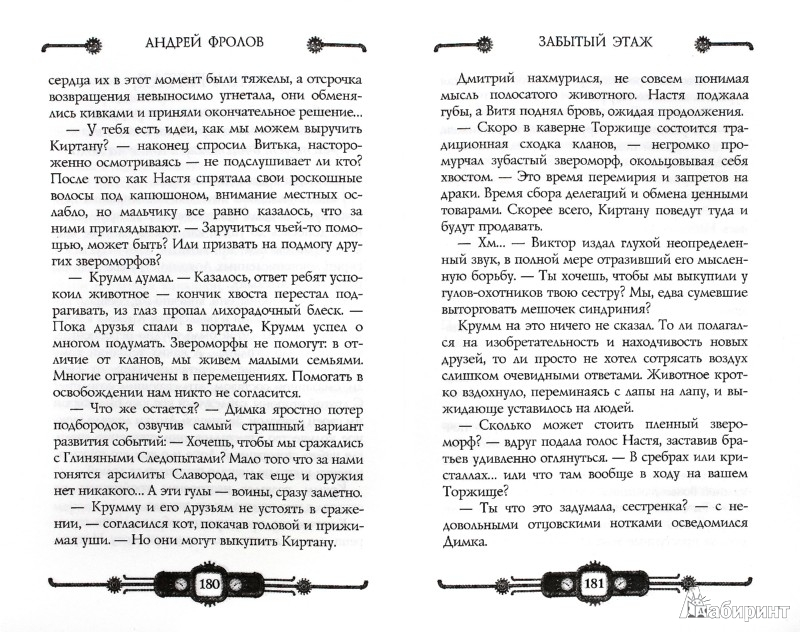 Иллюстрация 1 из 16 для Забытый этаж - Андрей Фролов | Лабиринт - книги. Источник: Лабиринт