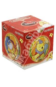 "Step Puzzle-60 DISNEY ""Новогодняя коллекция"" (пазл-шар) (98151) от Лабиринт"