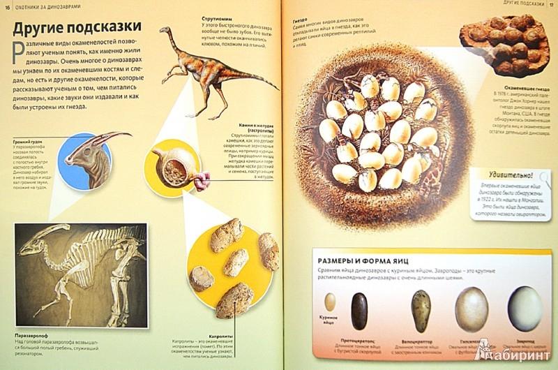 Иллюстрация 1 из 39 для Охотники за динозаврами | Лабиринт - книги. Источник: Лабиринт
