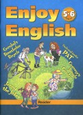 Английский язык. 5-6 классы. Книга для чтения к учебнику