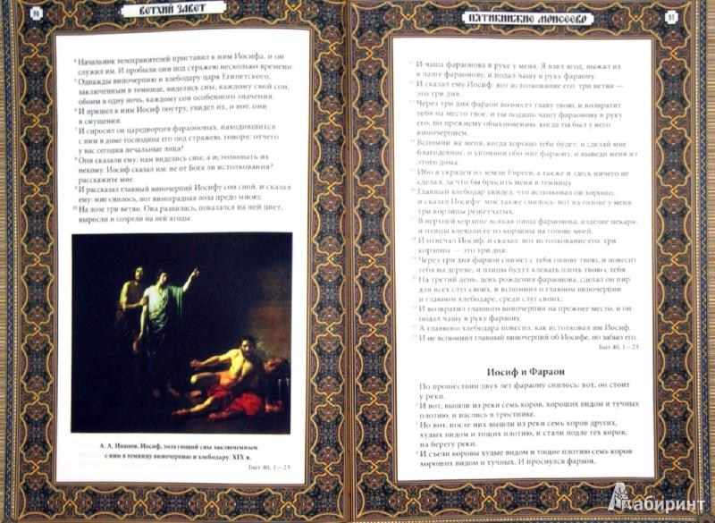 Иллюстрация 1 из 12 для Иллюстрированная Библия. Ветхий Завет | Лабиринт - книги. Источник: Лабиринт