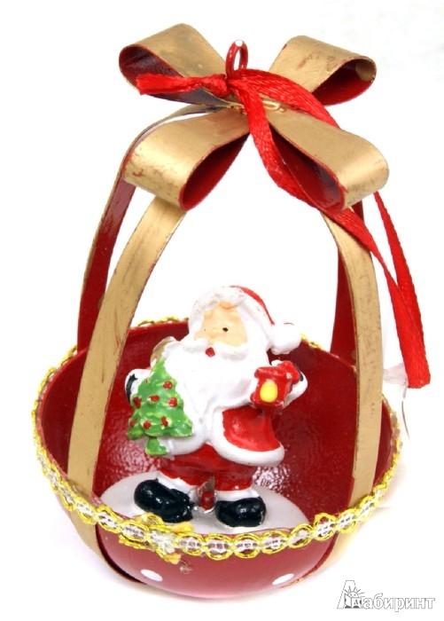 Иллюстрация 1 из 3 для Новогоднее подвесное украшение (31067) | Лабиринт - сувениры. Источник: Лабиринт