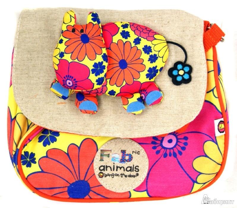 Иллюстрация 1 из 5 для Сумочка детская с ремешком через плечо. 23х19х10,5 см. (504119-FA-HU)   Лабиринт - сувениры. Источник: Лабиринт