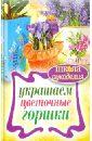 Украшаем цветочные горшки, Михайлова Евгения Анатольевна
