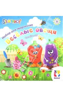 Набор для творчества HOBBY Веселые овощи (899101) набор для творчества hobby