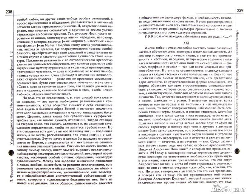 Иллюстрация 1 из 16 для У водоразделов мысли (черты конкретной метафизики). Том 2 - Павел Священник | Лабиринт - книги. Источник: Лабиринт
