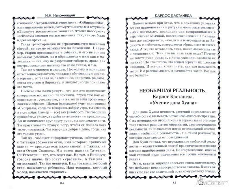 Иллюстрация 1 из 20 для Карлос Кастанеда. Путь мага и воина духа - Николай Непомнящий | Лабиринт - книги. Источник: Лабиринт