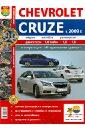 Автобили Chevrolet Cruze (с 2009 г.). Эксплуатация, обслуживание, ремонт запчасти
