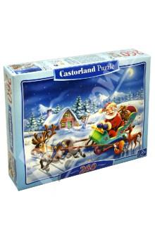 Puzzle-260 Рождество (B-27293) пазлы crystal puzzle 3d головоломка вулкан 40 деталей