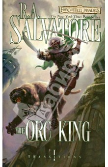 The Orc King the wizards of once
